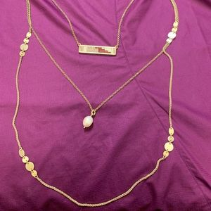 Lucky Brand Gold Colored Necklace